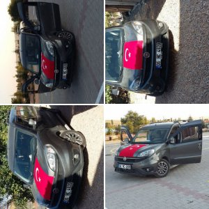 I LOVE YOU DOBLO 06HC4920